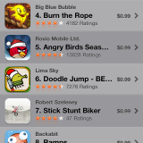 Marketing Ourselves Into the App Store Top Ten