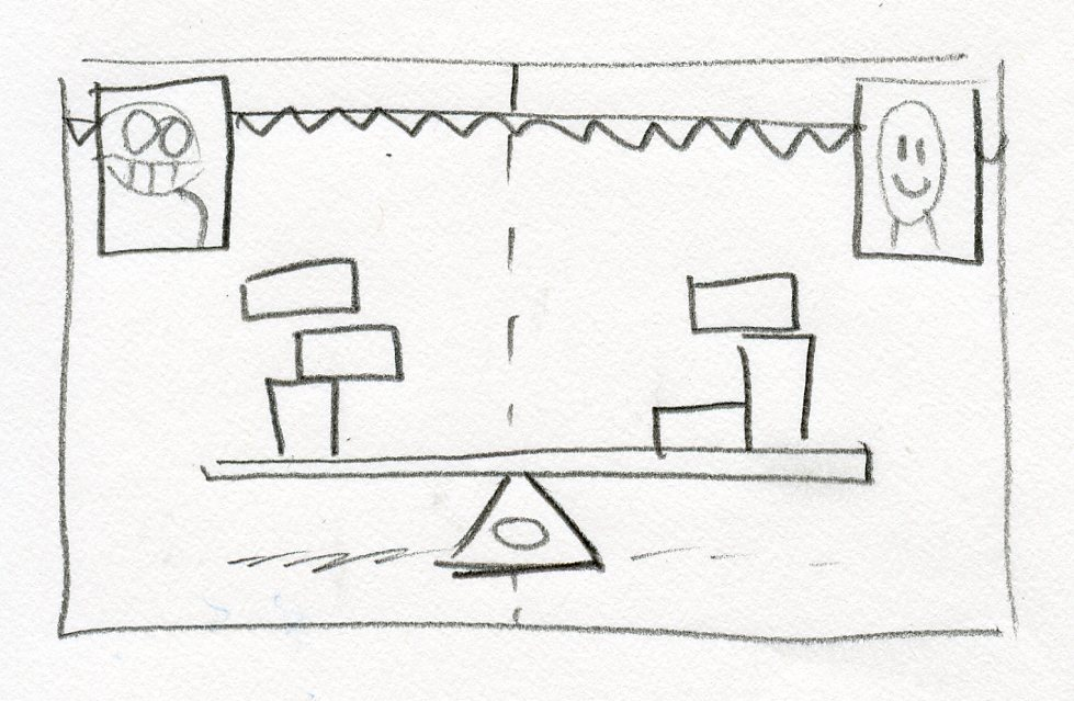 early Lotsa Blocks multiplayer sketch